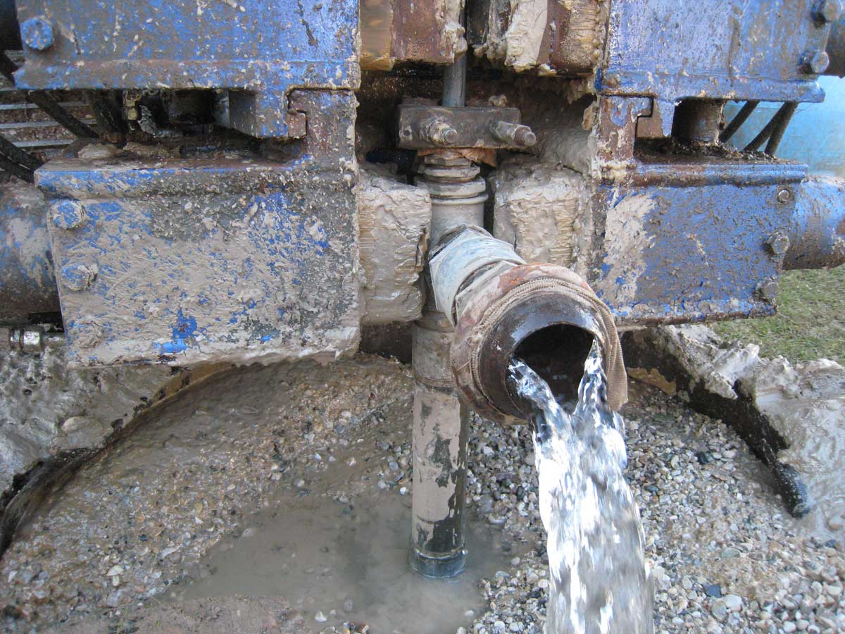 impianti gestione dell'acqua